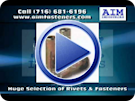 Fasteners and Rivets in Depew NY - AIM Industries